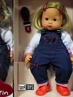 2017 Gotz 1427173 MAXI MUFFIN BLOND PLAY DOLL