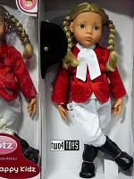 2017 Gotz 1466022 HAPPY KIDZ ANNA PLAY DOLL