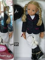 2018 Gotz 1466022 HAPPY KIDZ ANNA PLAY DOLL