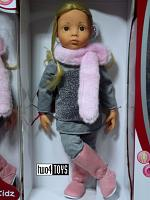2019 Gotz 1466023 HAPPY KIDZ EMILY PLAY DOLL