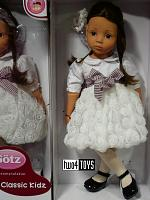 2018 Gotz 1466026 CLASSIC KIDZ LAURA PLAY DOLL