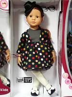 2017 Gotz 1566129 HAPPY KIDZ KATIE PLAY DOLL