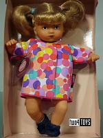 2016 Gotz 1587223 MINI MUFFIN PONPON BABY PLAY DOLL BLOND