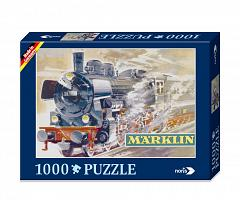 Marklin 15962 P8 STEAM LOC JIG SAW PUZZLE 1,000 PCS.