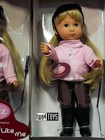 2017 Gotz 1613026 JUST LIKE ME MIA RIDES OUT PLAY DOLL