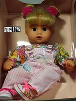 2017 Gotz 1620915 MUFFIN JUNGLE BLOND PLAY DOLL