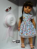 2019 Gotz 1659082 HANNAH SUMMERTIME PLAY DOLL 2016