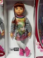 2017 Gotz 1666037 HAPPY KIDZ CLARA PLAY DOLL