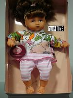 2016 Gotz 1687224 MINI MUFFIN JUNGLE BABY PLAY DOLL BRUNETTE