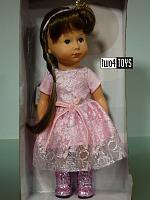 2017 Gotz 1713029 JUST LIKE ME PRINCESS CHLOE PLAY DOLL