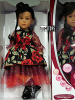 2017 Gotz 1766244 HAPPY KIDZ CHARLOTTE PLAY DOLL