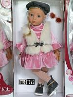 2018 Gotz 1866252 HAPPY KIDZ LINA PLAY DOLL