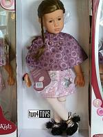 2018 Gotz 1866554 HAPPY KIDZ LAURA PLAY DOLL