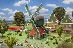 2017 Faller 190655 DUTCH TRADITIONAL WIND MILL SET