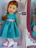 2020 Gotz 2011021 LITTLE KIDZ LENA SIGNATURE ED. STANDING DOLL