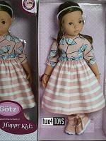 2021 Gotz 2066066 HAPPY KIDZ SOPHIE LARGE STANDING DOLL