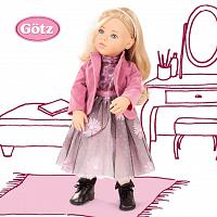 2020 Gotz 2066665 HAPPY KIDZ SOPHIA LARGE STANDING DOLL