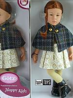 2020 Gotz 2066767 HAPPY KIDZ KATHARINA LARGE STANDING DOLL