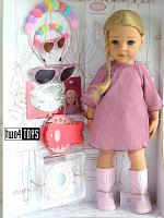 2021 Gotz 2159096 HANNAH BE MY MINI ME DOLL