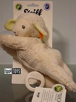 Steiff 237805 LENNY LAMB WITH MUSIC BOX CUDDLY SOFT