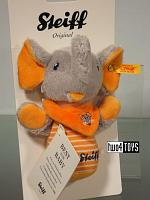 Steiff 240294 TRAMPILI ELEPHANT GRIP TOY SOFT SKIN