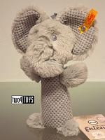2017 Fall Steiff 240768 CUDDLY FRIENDS ELLIE ELEPHANT RATTLE