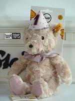 Steiff 240874 FIRST BIRTHDAY GIRL TEDDY BEAR WITH MUSIC BOX 2019