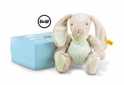 2017 Steiff 241154 MY FIRST STEIFF RABBIT RUSTLING FOIL/GIFTBOX