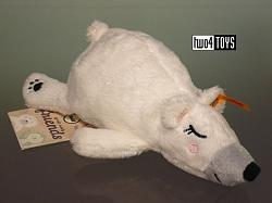 2017 Fall Steiff 241253 SOFT CUDDLY FRIENDS IGGY POLAR BEAR
