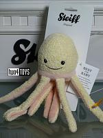 2018 Herfst Steiff 241420 OTI OCTOPUS SEA SWEETIES ZACHT PLUSH