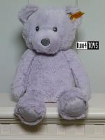 2018 Steiff 241529 SOFT CUDDLY FRIENDS BEARZY TEDDY BEAR LILAC