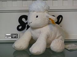 2018 Steiff 241581 SOFT CUDDLY FRIENDS LOLA SHEEP