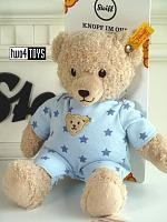 Steiff 241642 TEDDY AND ME BOY TEDDY BEAR WITH BLUE PYJAMA 2019