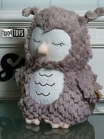 2018 Fall Steiff 241833 OLLIE OWL SOFT CUDDLY FRIENDS