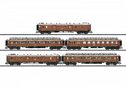 2017 Trix 24793 CIWL ORIENT EXPRESS PASSENGER TRAIN CAR SET