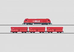 Marklin 26548 WLE HERCULES DIESEL TRAIN SET