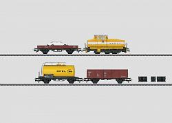 Marklin My World 26565 DB DHG 500 OPEL TRAIN SET 2011