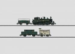 Marklin 26731 BAVARIAN STATE RR FREIGHT TRAIN SET 2012