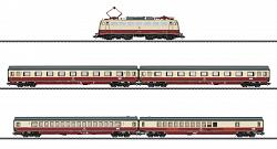 2018 Marklin 26983 DB TEE RHEINGOLD OFFSHOOT TRAIN SET