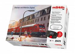 2017 Marklin 29749 REGIONAL EXPRESS DIGITAL STARTER SET