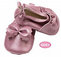 2018 Gotz 3401883 PINK BALLERINA SHOES SIZE M/XL