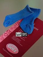 Gotz 3401915 BLUE SPORT STOCKINGS Dolls Boutique