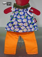 Gotz 3402198 SUNFLOWER SUMMER OUTFIT