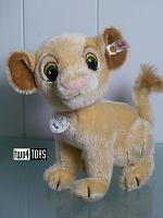 2019 Steiff 355370 DISNEY LION KING NALA