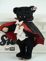 2020 Steiff 355462 COUNT DRACULA TEDDY BEAR