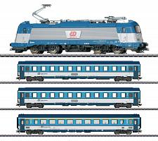 2020 Marklin 36209 42745 42746 43762 CZECH PASSENGER TRAIN SET