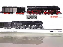 Marklin 37020 DB CLASS 53.0 BORSIG STEAM LOC INSIDER MODEL
