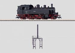 Marklin 37133 DB CLASS 75 TANK LOCOMOTIVE w. HEATING SMOKE STACK