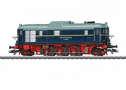 Marklin 37212 CLASS V 140 001 DIESEL HYDRAULIC LOCOMOTIVE 2017