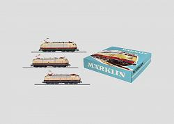 Marklin 37574 SET 3X E 03 / 103 LOCS / 175 YEARS RR GERMANY
